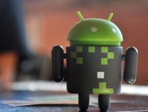 Android little robot