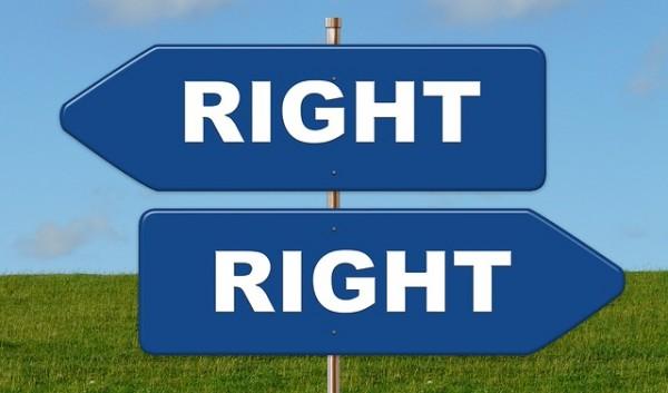 """Знаците, на които пише """"правилно"""""""